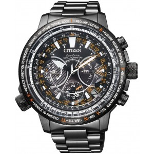 CITIZEN Satellite Wave Gps F990 Promaster Limited Edition